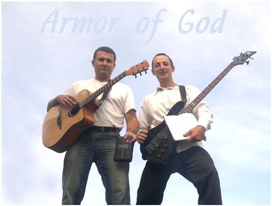 armor of God - всеоружие Божье