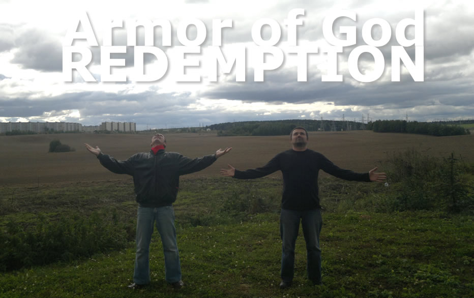 Armor of God - Redemption