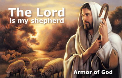 Armor of God - My Lord is shepherd